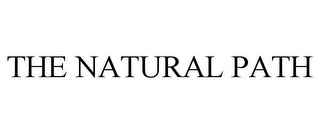 mark for THE NATURAL PATH, trademark #78705564