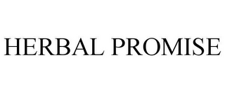 mark for HERBAL PROMISE, trademark #78706461