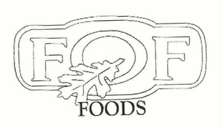 mark for FOF FOODS, trademark #78706940