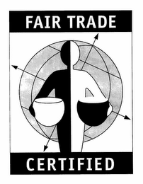 mark for FAIR TRADE CERTIFIED, trademark #78707340