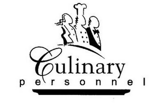 mark for CULINARY PERSONNEL, trademark #78707964