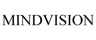 mark for MINDVISION, trademark #78708483