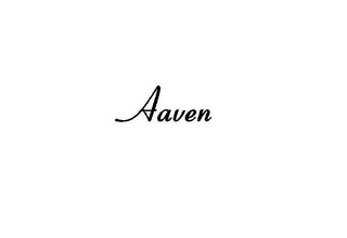 mark for AAVEN, trademark #78709087