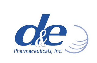 mark for D&E PHARMACEUTICALS, INC., trademark #78710975