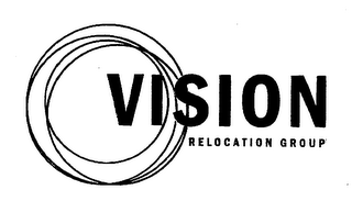 mark for VISION RELOCATION GROUP, trademark #78712190
