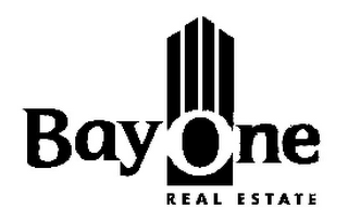 mark for BAY ONE REAL ESTATE, trademark #78714498