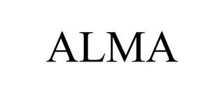 mark for ALMA, trademark #78715676