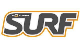 mark for EXTREMO SURF, trademark #78715684