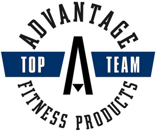 mark for ADVANTAGE FITNESS PRODUCTS TOP A TEAM, trademark #78715924