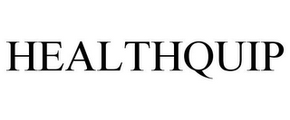 mark for HEALTHQUIP, trademark #78716758