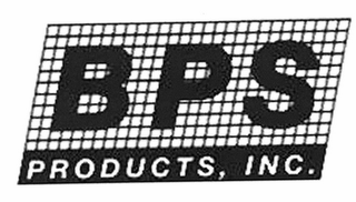 mark for BPS PRODUCTS, INC., trademark #78716824