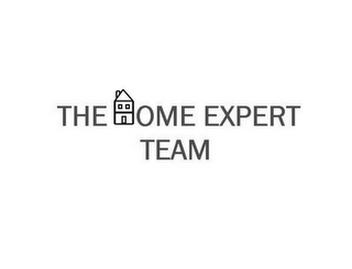 mark for THE HOME EXPERT TEAM, trademark #78717706