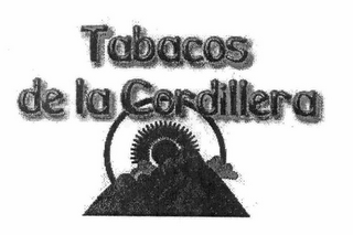 mark for TABACOS DE LA CORDILLERA, trademark #78718557