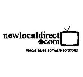 mark for NEWLOCALDIRECT.COM MEDIA SALES SOFTWARE SOLUTIONS, trademark #78718714