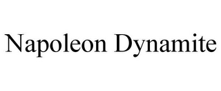 mark for NAPOLEON DYNAMITE, trademark #78718727
