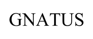 mark for GNATUS, trademark #78718986