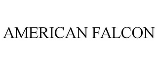 mark for AMERICAN FALCON, trademark #78719889