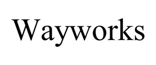 mark for WAYWORKS, trademark #78720513