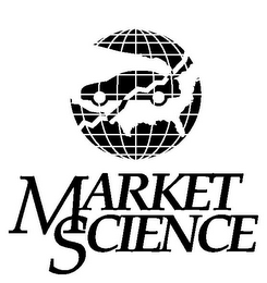 mark for MARKET SCIENCE, trademark #78720571