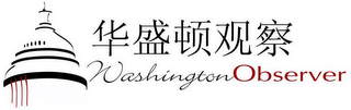 mark for WASHINGTON OBSERVER, trademark #78720637