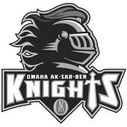 mark for OMAHA AK-SAR-BEN KNIGHTS AK, trademark #78721173