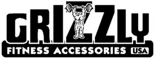 mark for GRIZZLY FITNESS ACCESSORIES USA, trademark #78721314
