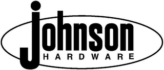 mark for JOHNSON HARDWARE, trademark #78723551