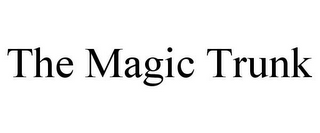 mark for THE MAGIC TRUNK, trademark #78724245