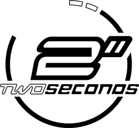 "mark for 2"" TWOSECONDS, trademark #78724275"