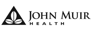 mark for JOHN MUIR HEALTH, trademark #78724277