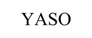 mark for YASO, trademark #78724920