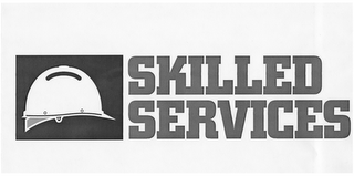 mark for SKILLED SERVICES, trademark #78724954