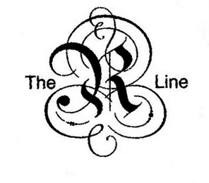 mark for THE R LINE, trademark #78725126