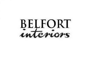mark for BELFORT INTERIORS, trademark #78725344