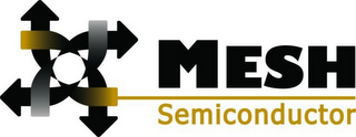 mark for MESH SEMICONDUCTOR, trademark #78726421