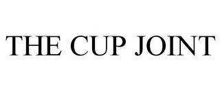 mark for THE CUP JOINT, trademark #78727027