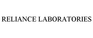 mark for RELIANCE LABORATORIES, trademark #78727761