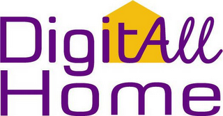 mark for DIGITALL HOME, trademark #78729532