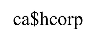 mark for CA$HCORP, trademark #78729559