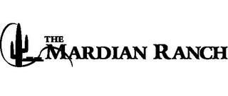 mark for THE MARDIAN RANCH, trademark #78730169