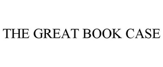 mark for THE GREAT BOOK CASE, trademark #78731409