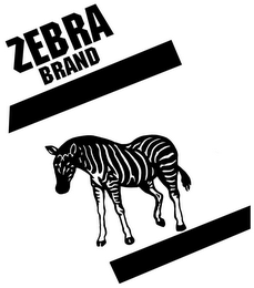 mark for ZEBRA BRAND, trademark #78731705