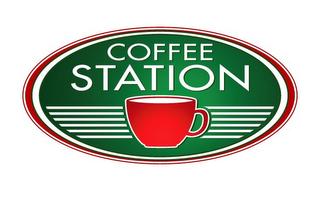 mark for COFFEE STATION, trademark #78732455