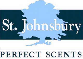 mark for ST. JOHNSBURY PERFECT SCENTS, trademark #78733046