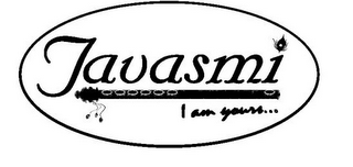 mark for TAVASMI I AM YOURS..., trademark #78733893