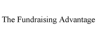 mark for THE FUNDRAISING ADVANTAGE, trademark #78734388