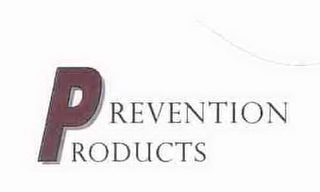 mark for PREVENTION PRODUCTS, trademark #78734763