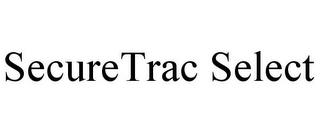 mark for SECURETRAC SELECT, trademark #78735209