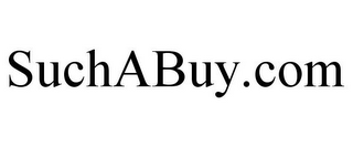 mark for SUCHABUY.COM, trademark #78735310