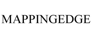 mark for MAPPINGEDGE, trademark #78735992